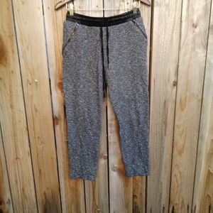 Gray/Black Sweats